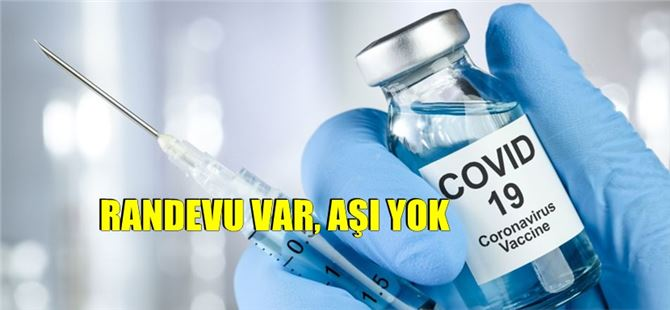 Randevu Var, Aşı Yok