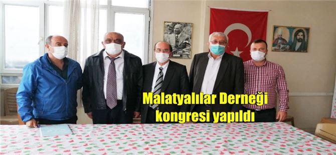 Tarsus Malatyalılar Dernek Başkanı Mustafa Sarıcı oldu