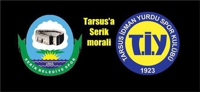 Serik Belediyespor 0-Tarsus İdmanyurdu 1