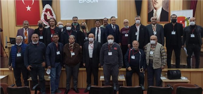 MGC Olağan Genel Kurul toplantısı yapıldı