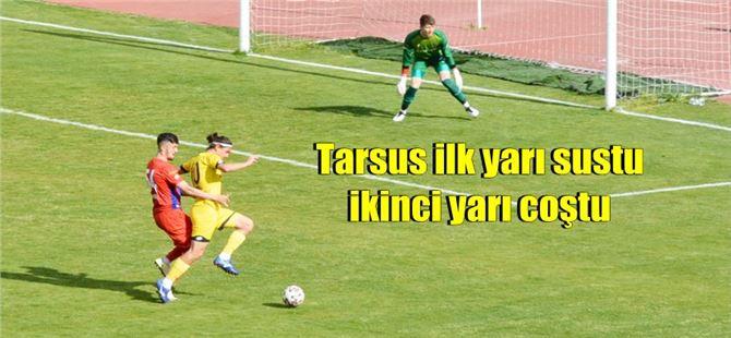 Tarsus İdmanyurdu 4-Kardemir Karabükspor 0