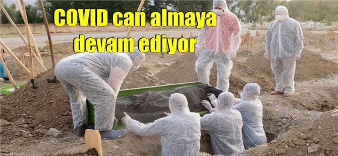 Tarsus'ta COVID nedeniyle ölüm olaylarında yeniden artış yaşanmaya başladı