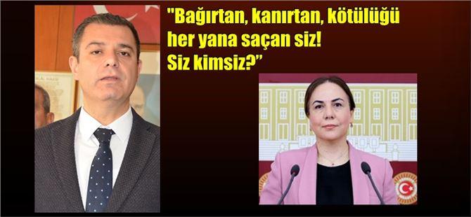 Başkan Ozan Varal'dan, Zeynep Gül Yılmaz'a sert tepki