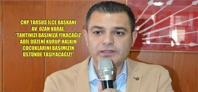"""""""Dolar milyarderi sayısının artması, AKP'nin yarattığı sistemin sonucudur"""""""