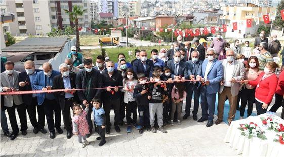 Tarsus Belediyesi 8 açılış daha gerçekleştirdi