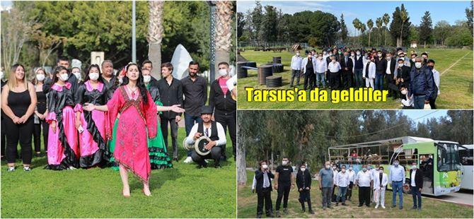 Mersin Büyükşehir'den Romanlar Günü'ne Özel Anlamlı Dinleti