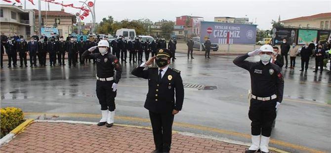 Türk Polis Teşkilatının 176. Kuruluş yıldönümü etkinlikleri
