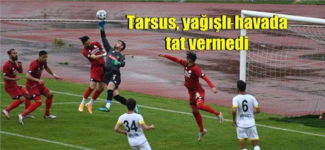 Tarsus İdmanyurdu 0-Etimesgut Belediyespor 2