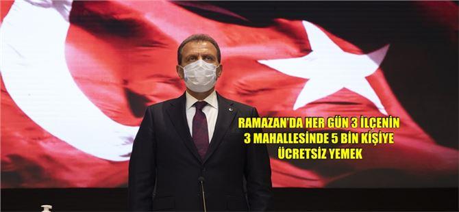 """Seçer: """"Ramazan Ayı'nda Türkiye'nin en ucuz pidesini vatandaşlarımıza ulaştırıyoruz"""""""