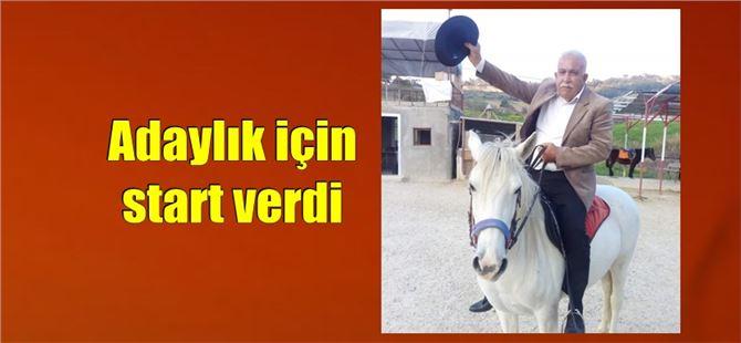 Elinde Demirel'in şapkasıyla kıratla Ankara'ya çıkarma yapacak