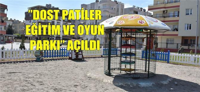 Tarsus Belediyesi'nden Can Dostlara Jest