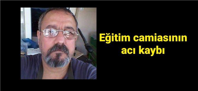 Tarsus'ta öğretmen Bekir Can Zirek vefat etti