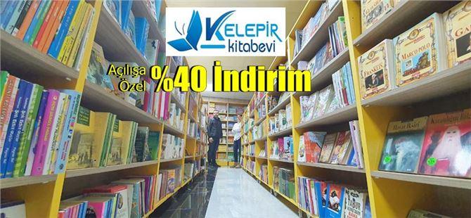 Tarsus Kelepir Çocuk Kitabevi'nden 23 Nisan'da çocuklara müjde