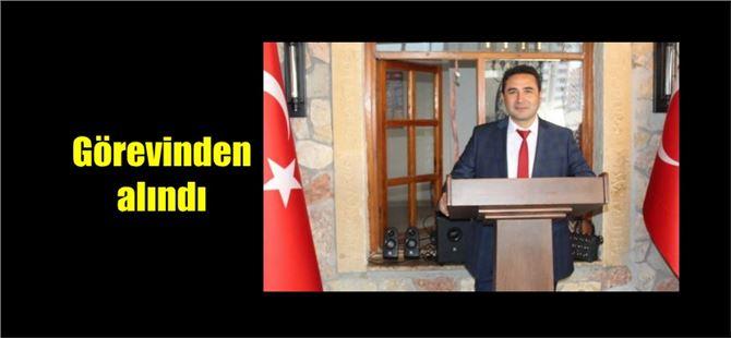 Nutuk'u yasaklayan müdür Mustafa Bakkal, görevden alındı