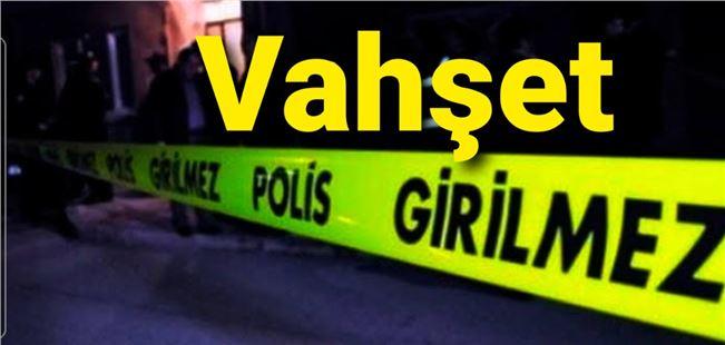 Mersin'de annesini öldürüp valize koyan şahıs yakalandı