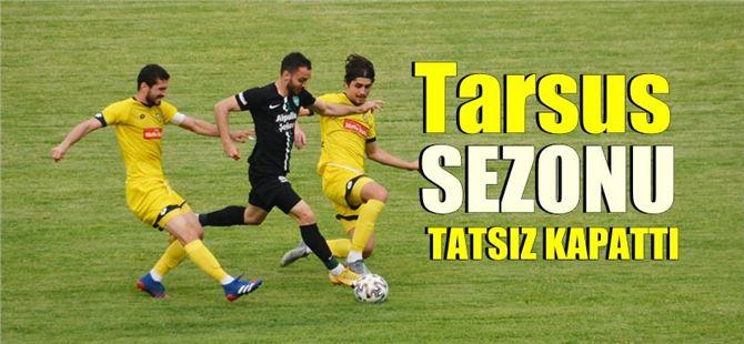 Tarsus İdman Yurdu 0- Kırklarelispor 1