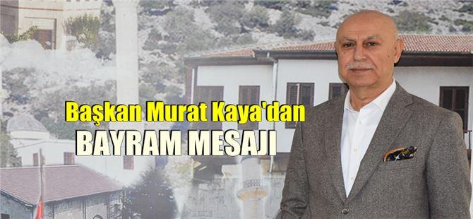 Ticaret Borsası Başkanı Murat Kaya'dan bayram mesajı