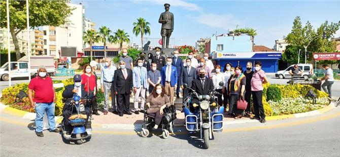 Tarsus'ta Engelliler Haftası törenleri