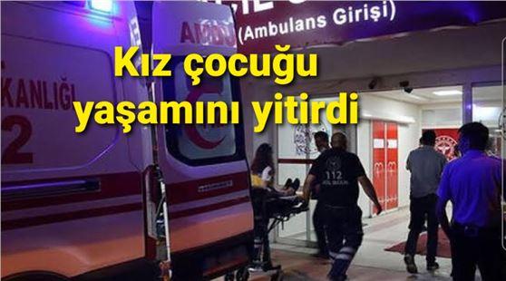 Tarsus'ta üzerine dolabın devrildiği 4 yaşındaki çocuk yaşamını yitirdi