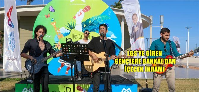 LGS Sonrası Büyükşehir'den Gençlere Konser