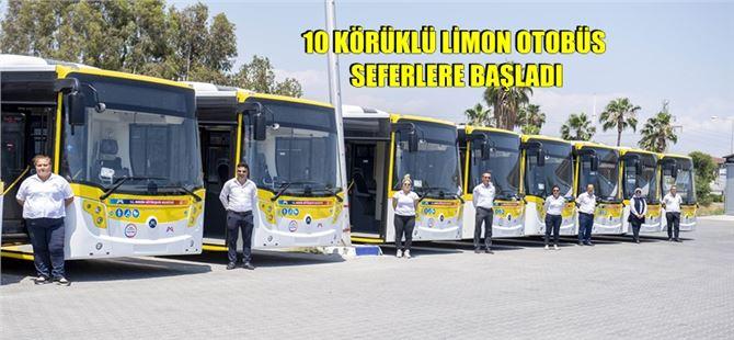 Çevre Dostu Sarı Limonların Üçüncü Partisi De Geldi