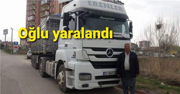 Tarsuslu sürücü Konya'daki kazada hayatını kaybetti