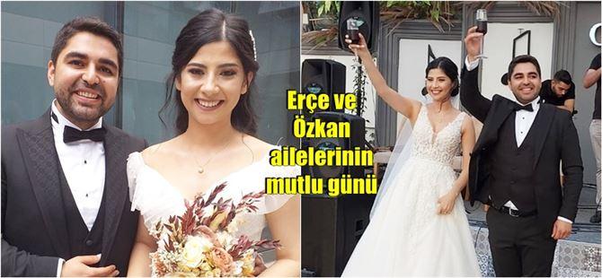 Eylem Türkü ile Burak Özkan yaşamlarını birleştirdi