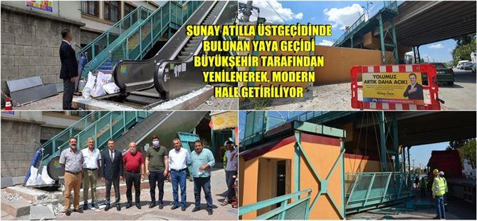 Büyükşehir Belediyesi Tarsus'taki hizmetlerine her geçen bir yenisi ekliyor