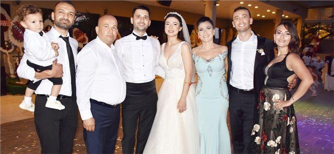 Kocamaz ve Yazıcıoğlu Ailesinin mutlu günü