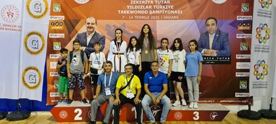 """""""Mersin, Erdemli 'den Türkiye Şampiyonu"""""""