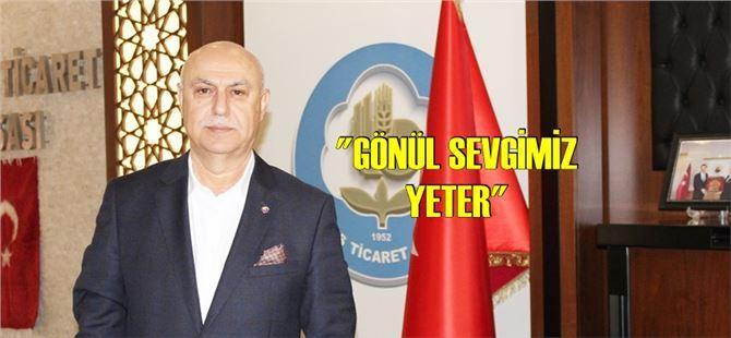 Başkan Murat Kaya'dan Kurban Bayramı mesajı