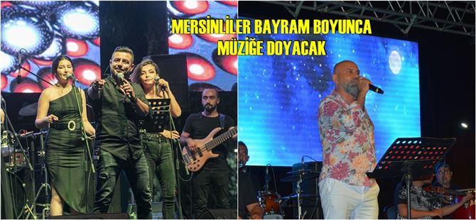 Anamur'dan Tarsus'a Bu Bayram 35 Noktada Konser Var
