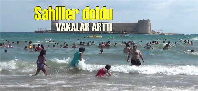 Mersin, Adana, Hatay'da vaka sayıları katladı