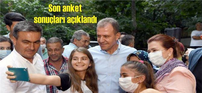 Başkan Vahap Seçer'e destek artıyor