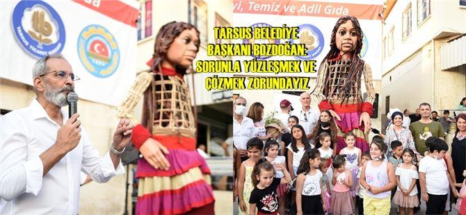 Küçük Amal Tarsus'a Uğradı