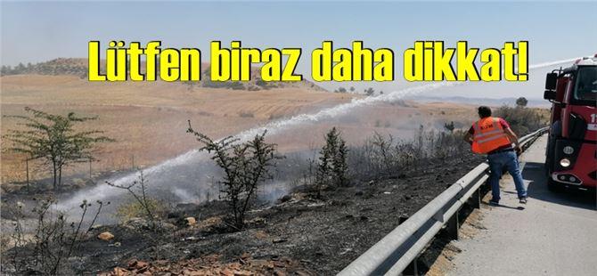 Ülke yangınlarla boğuşuyor, bilinçsiz şahıslar yeni yangınlar çıkartıyor