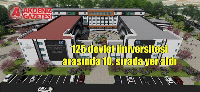Tarsus Üniversitesi, gün geçtikçe bölgemize değer katmaya devam ediyor