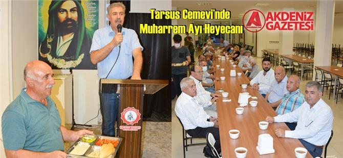 Tarsus Cemevi'nde Muharrem Ayı Heyecanı