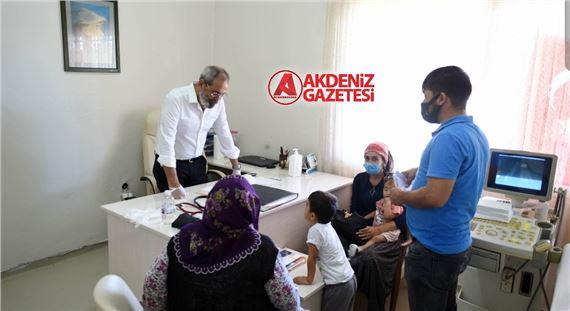 Başkan Bozdoğan, hafta sonu yine vatandaşlarla buluştu