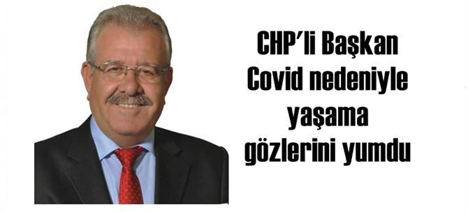 CHP Toroslar İlçe Başkanı Burhanettin Erdoğan vefat etti