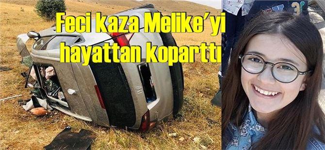İki otomobil kafa kafaya çarpıştı:1 ölü, 6 yaralı