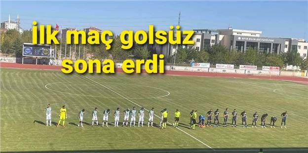 1922 Konyaspor 0- Tarsus İdmanyurdu 0