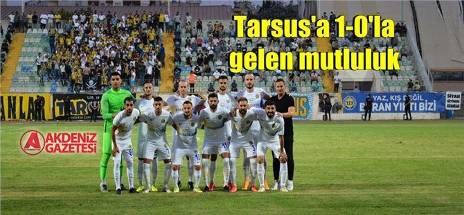 Tarsus İdmanyurdu 1– Anagold 24 Erzincanspor 0
