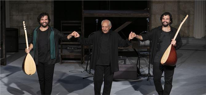 'Şahdamarım' adlı müzikli gösteriye izleyicilerden tam not