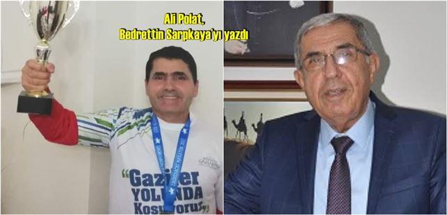 Ali Polat, Bedrettin Sarpkaya'yı yazdı