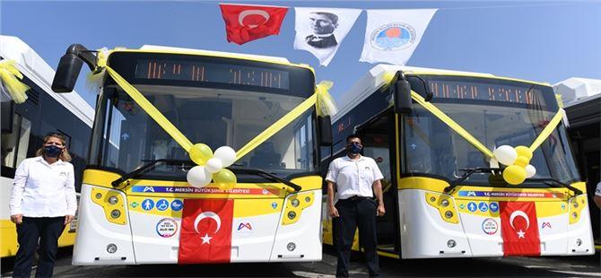 Büyükşehir, 100 Yeni Otobüs İçin Gerekli Teknik Çalışmaları Sürdürüyor