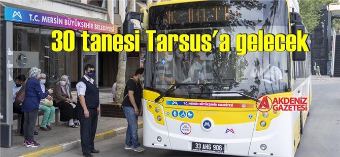 Büyükşehir ilk etapta alacağı 56 otobüsün ihalesini yaptı