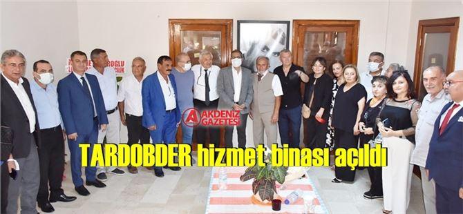 Tarsus'ta Doğup Büyüyenler Derneği hizmet binası açıldı
