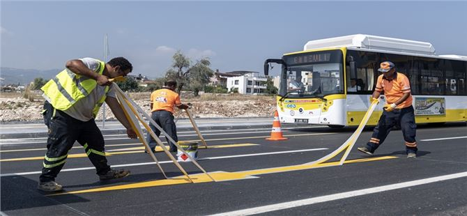4. Çevre yolu sinyalizasyon çalışmaları ile güvenli hale getiriliyor