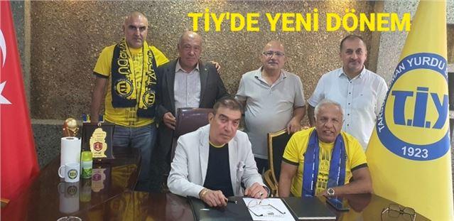 Tarsus idmanyurdu, Hüseyin Kalpar'a emanet